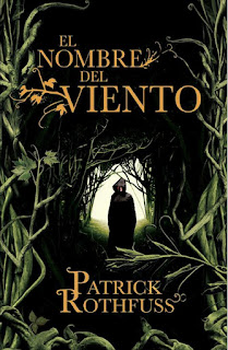 novela El nombre del viento escritor Patrick Rothfuss