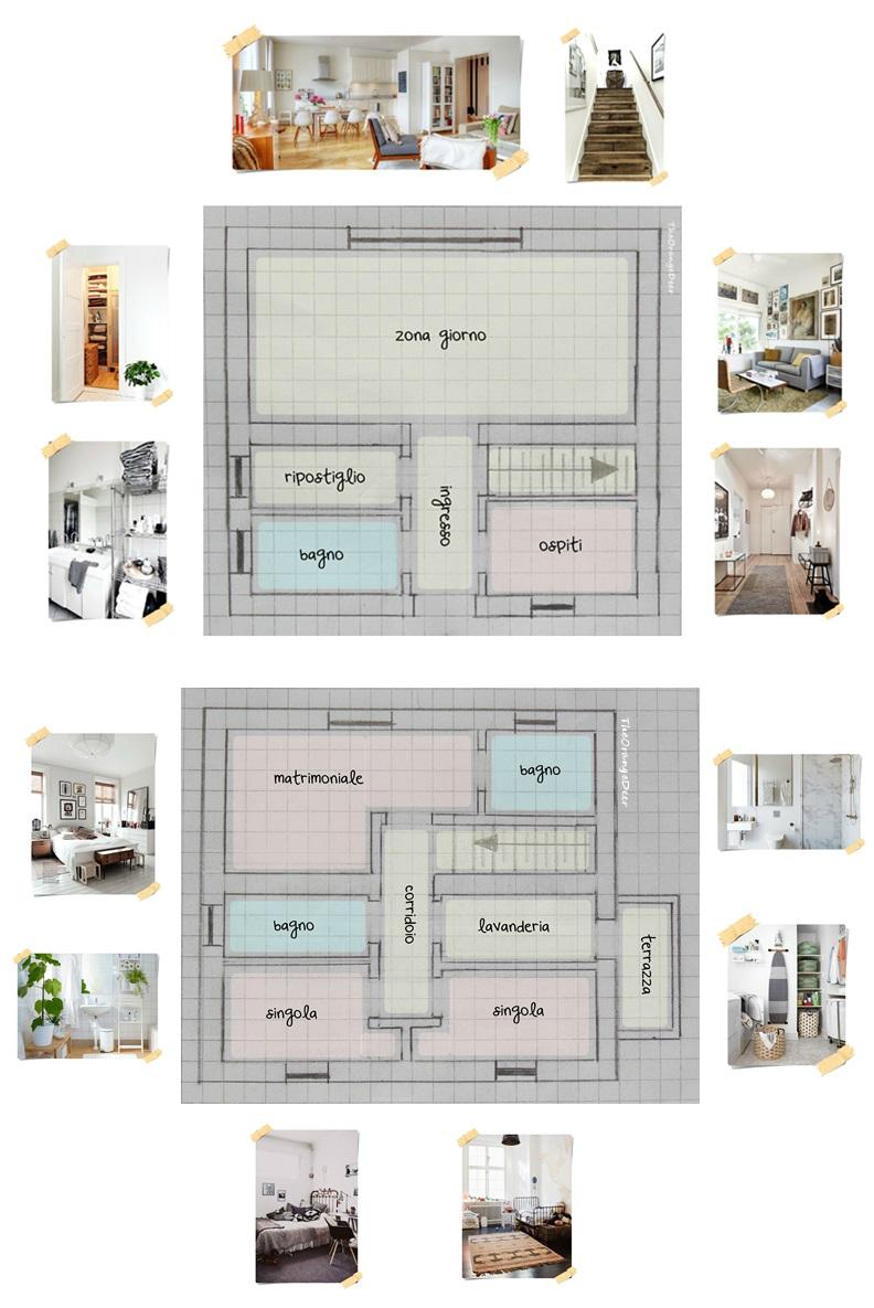 The orange deer pianificare gli spazi per una casa perfetta - Ikea progetto camera ...
