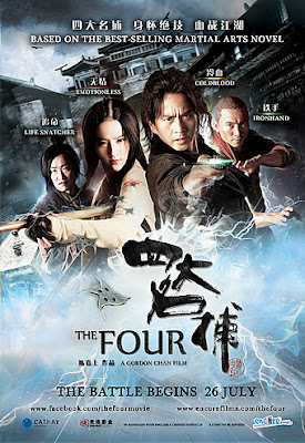 the fourthe four, movie