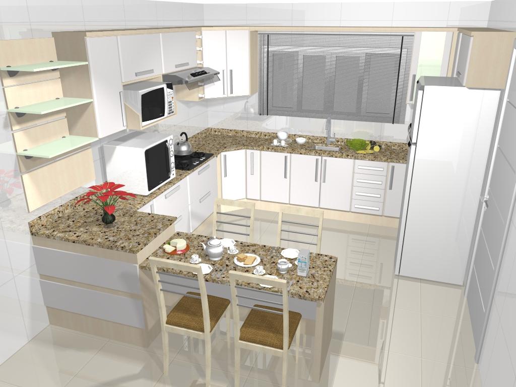 Muitoboa essa cozinha com janelas de fora a fora no alto das paredes  #9B3030 1024 768