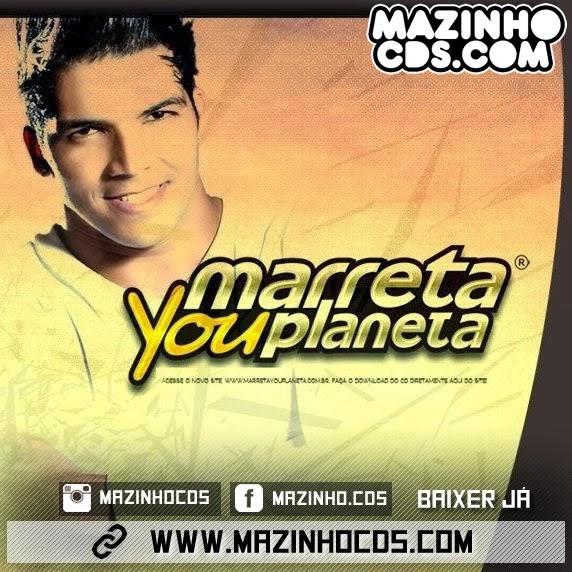 Marreta You Planeta – Promocional de Verão – 2015 – Rep. Novo!!