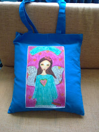 my  fairy handmade bags - οι νεραιδοχειροποίητες τσάντες μου!