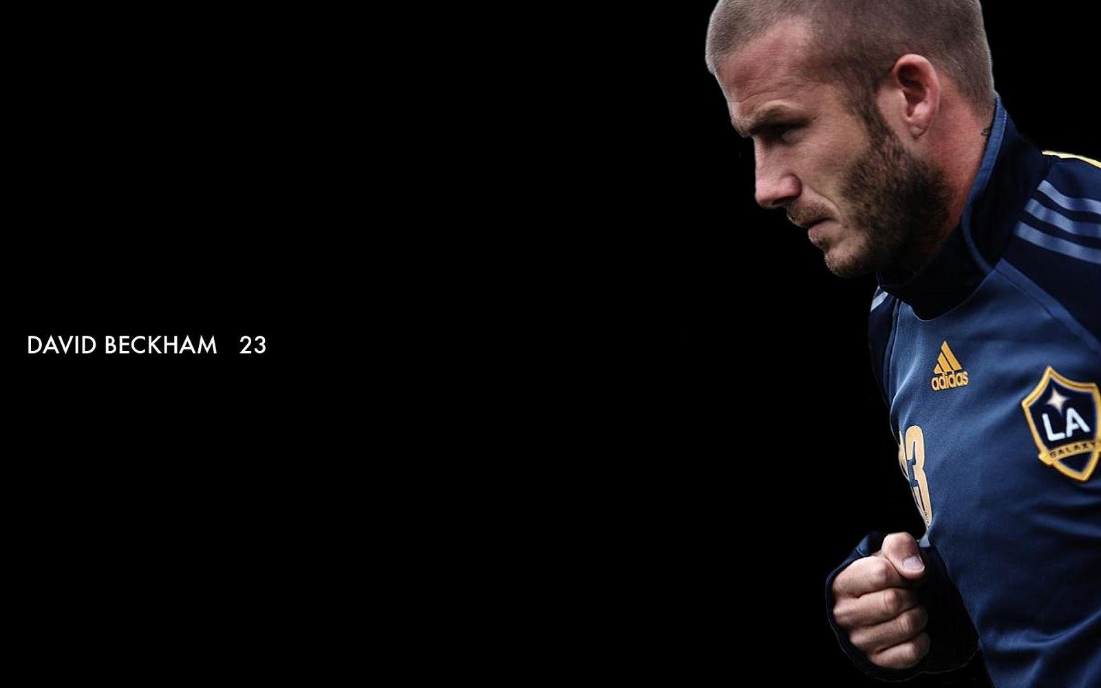 David Beckham L.A. Galaxy NR. 23