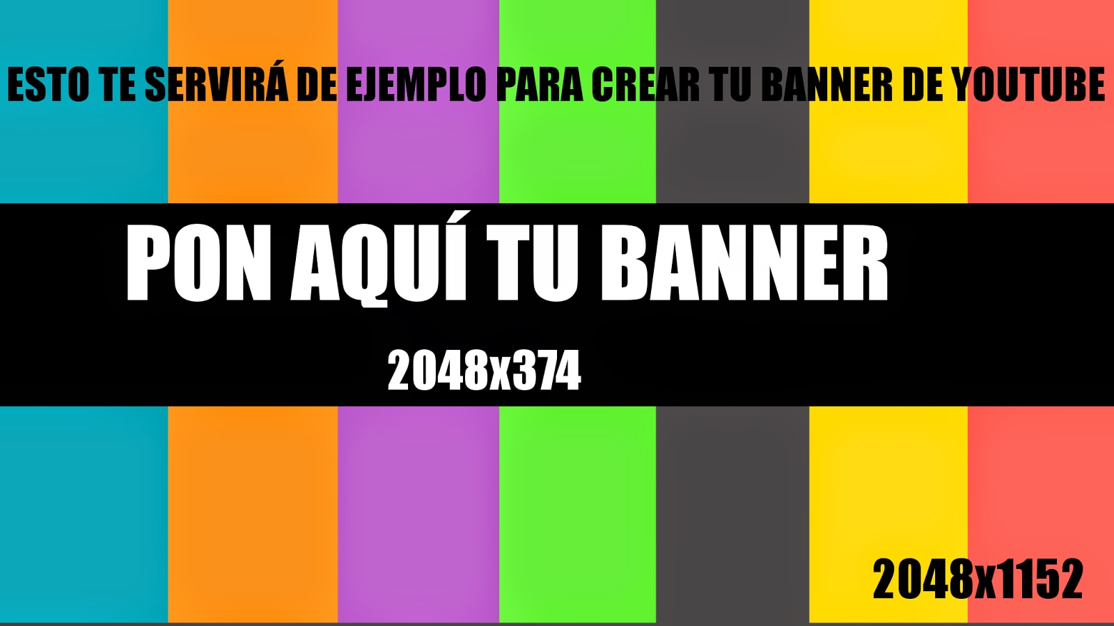 THECOGAMER PÁGINA OFICIAL: YOUTUBE Y SUS BANNERS