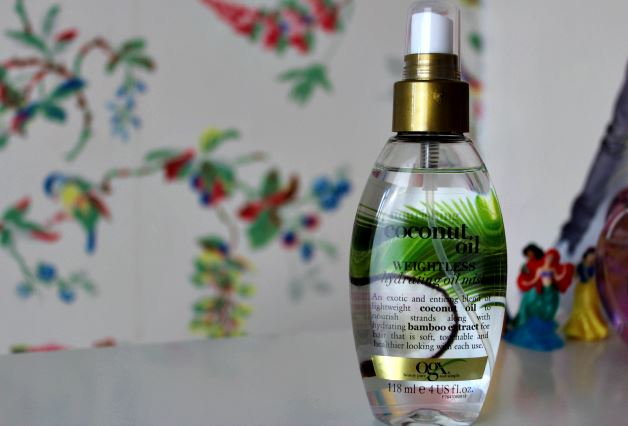 Organix Nourishing Coconut Oil Hydrating Mist