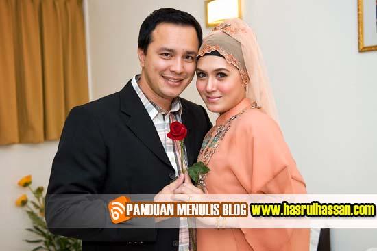 Blog Vie Shantie Isteri Aktor Datuk Eizlan Yusof