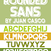 New Font:Rounded Sans