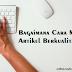 Rahasia Cara Menulis Artikel Blog yang Baik dan Berkualitas