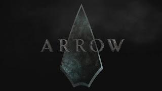 Portada de la serie Arrow
