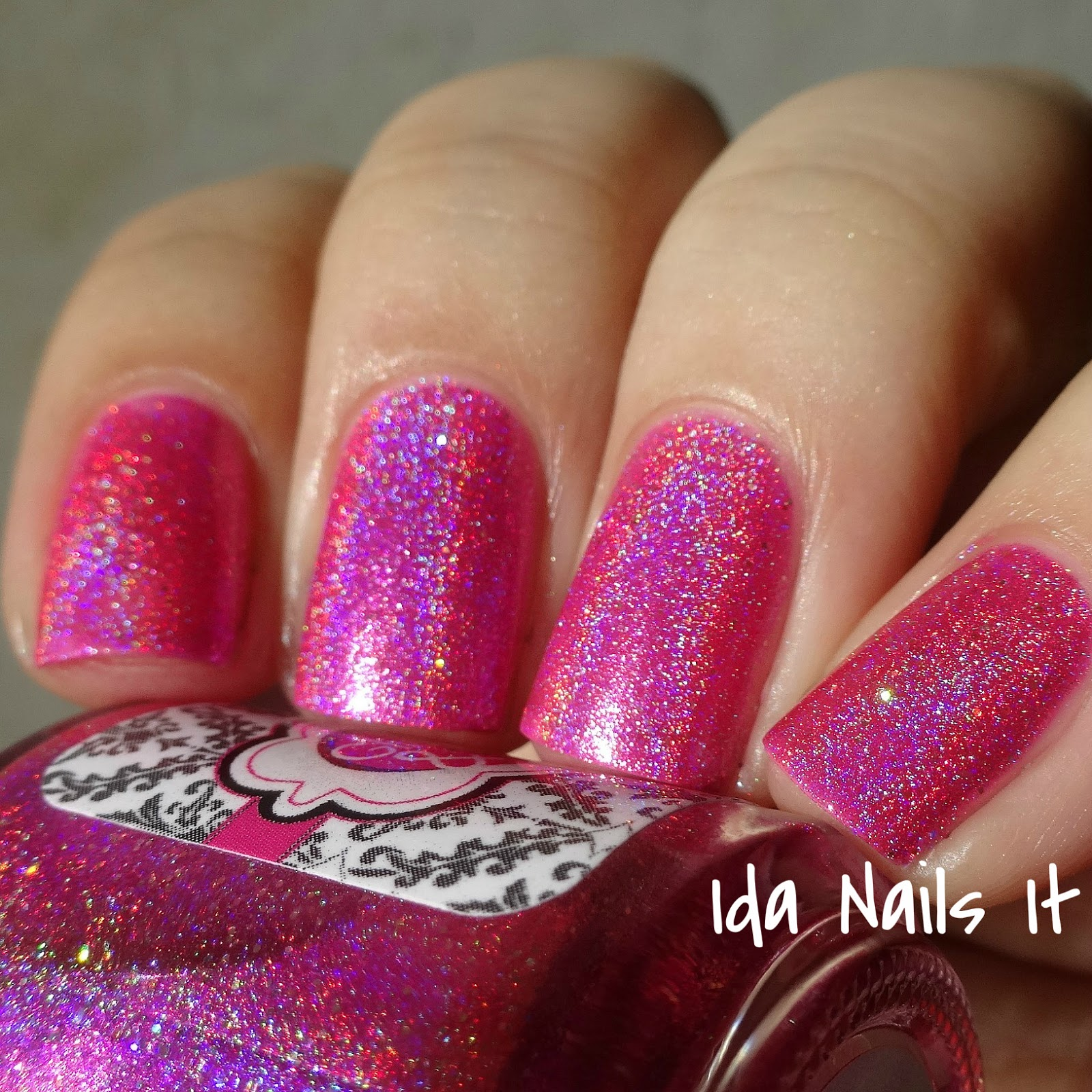 Ida Nails It: The Holo Hookup March 2016 Collaboration Box: Swatches ...