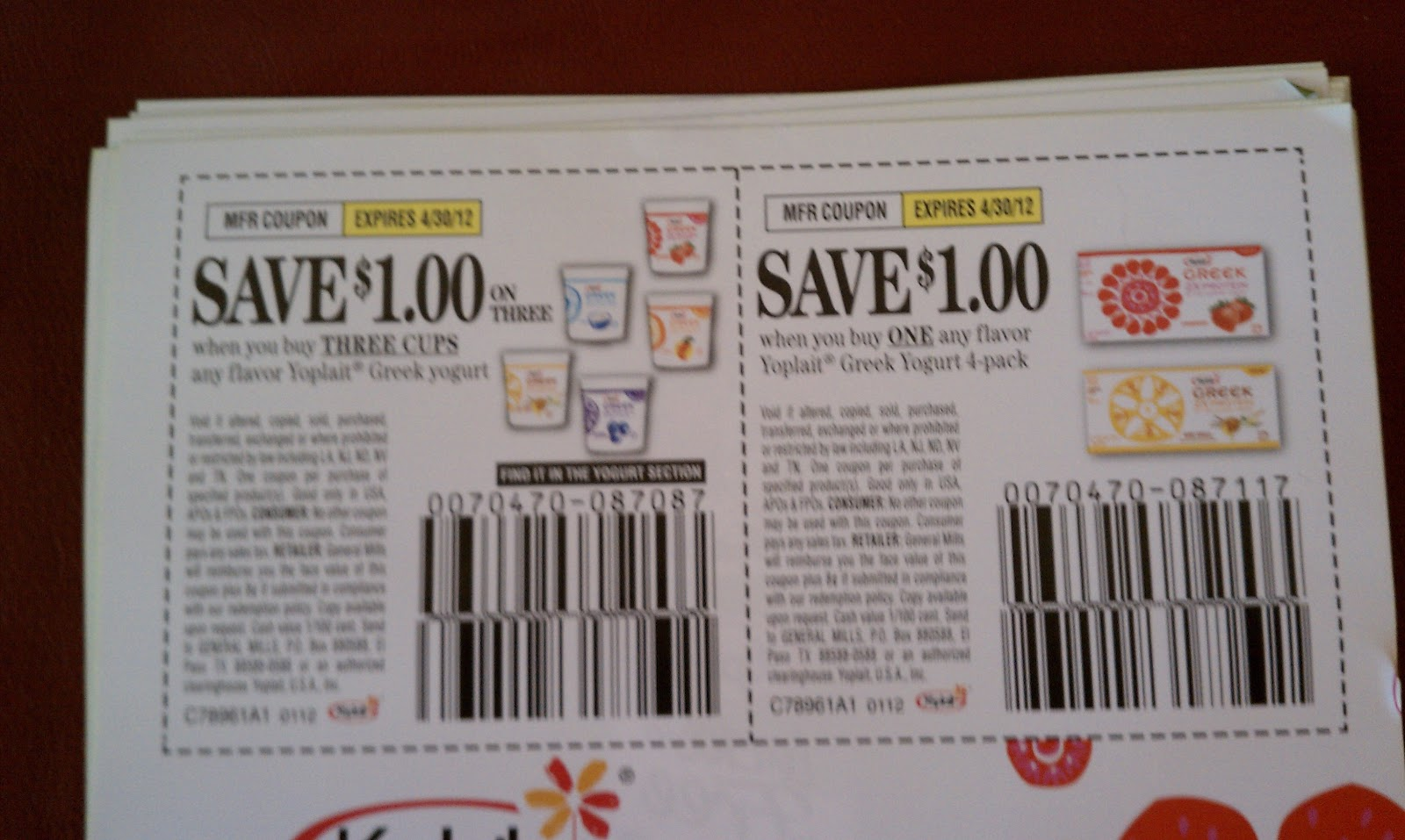 Sweet deals coupons
