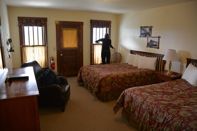 Kennicott Glacier Lodge room