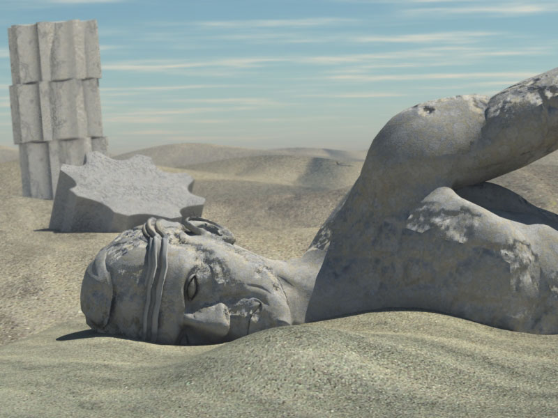 curvelearn.com: Video Analysis Ozymandias: Look on My Works Ye Mighty ...
