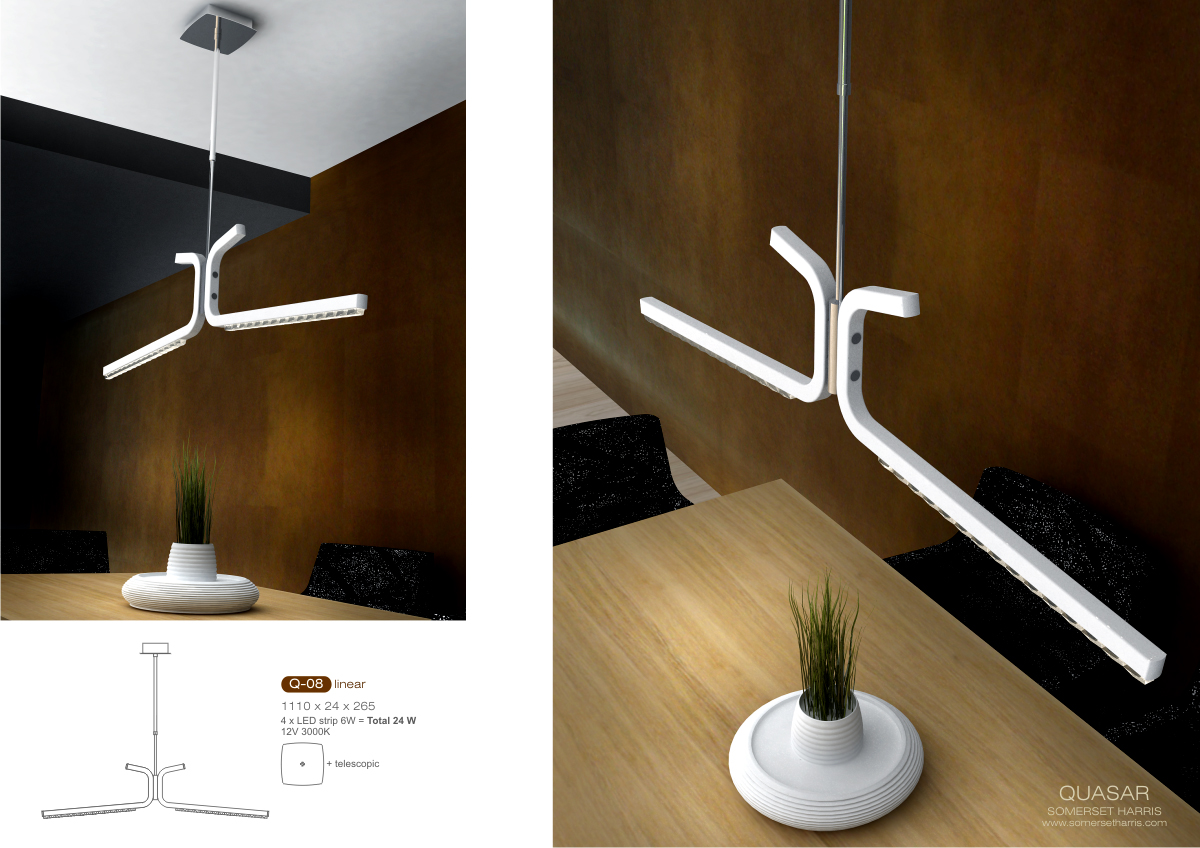 LED-pendant-light-Quasar-Design-Somerset-Harris
