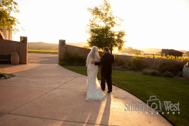 Firestone Vineyard - San Luis Obispo Wedding Photographer - Central Coast Wedding Venues - studio 101 west