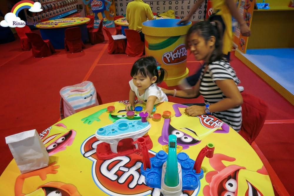playdoh playground