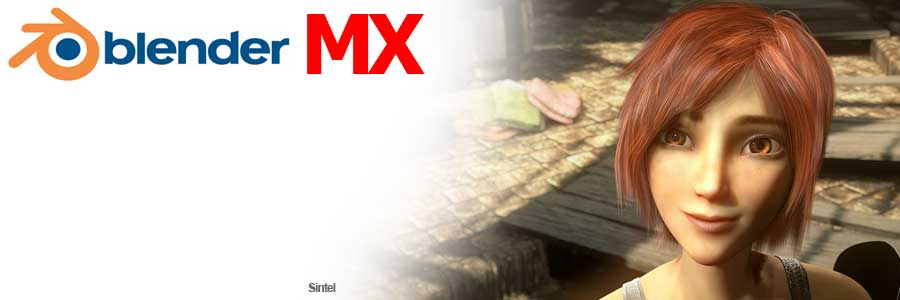 Blender MX