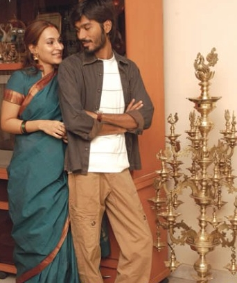 Dhanush Family Pictures