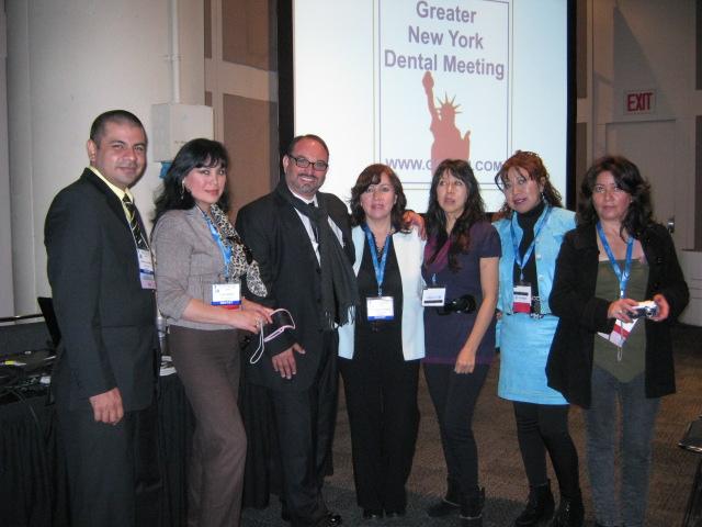 después de conferencia en el GNYDM 2010