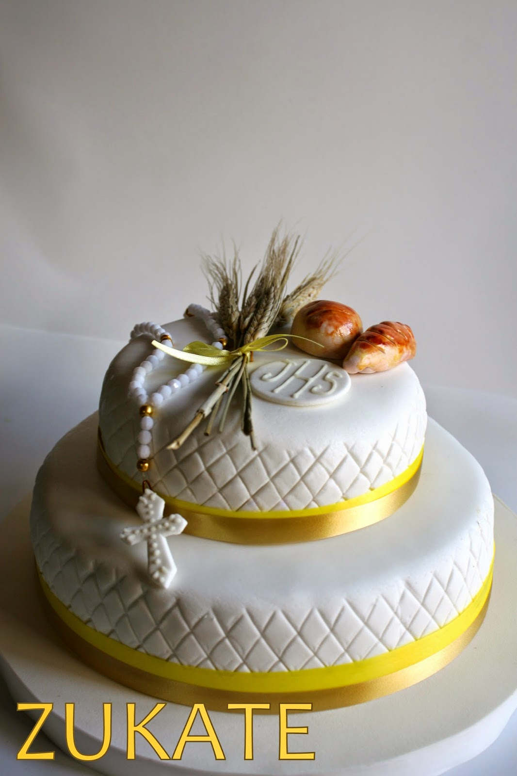 tortas de comunion imagen