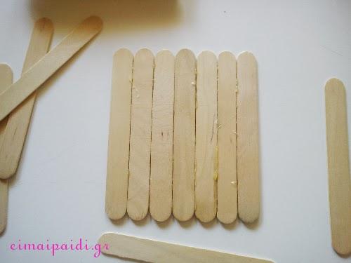 Ξύλινη κορνίζα-οδηγίες-step 1