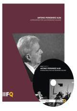 """Carátula del DVD """"Antonio Fernández Alba"""""""