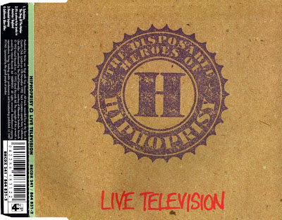 The Disposable Heroes Of Hiphoprisy – Live Television EP (CD) (1992) (FLAC + 320 kbps)