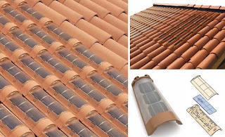 Innovantes Tuiles Photovoltaïques, Une Vision Esthétique de l'éco-responsabilité.