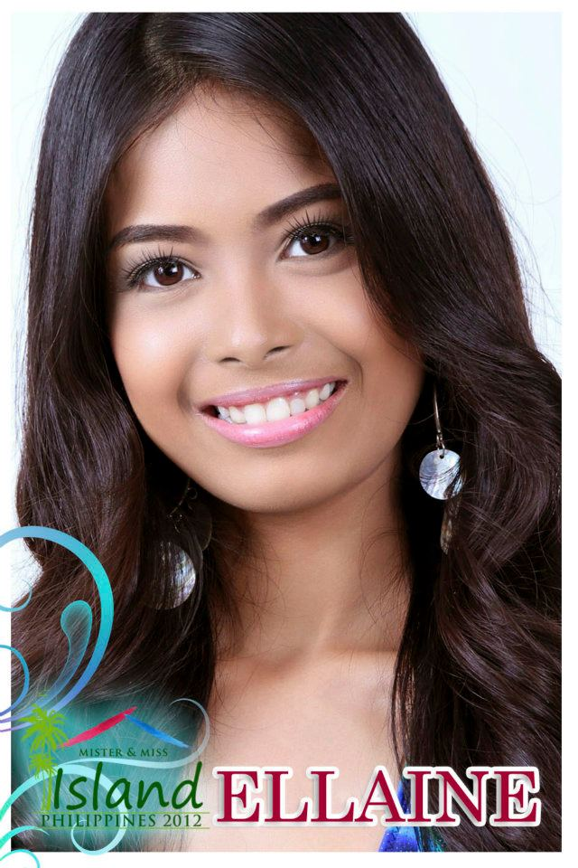 Miss Island Philippines 2012 Elrene Ellaine Santiago