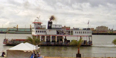 Gretna Ferry on the Mississippi River