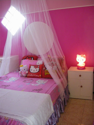 Quarto Hello Kitty