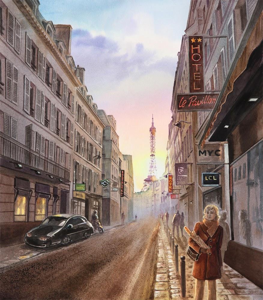 France cityscape