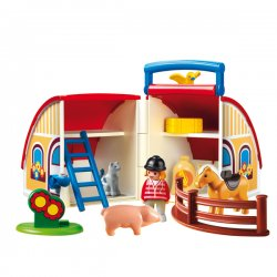 15 fermes transportables Playmobil