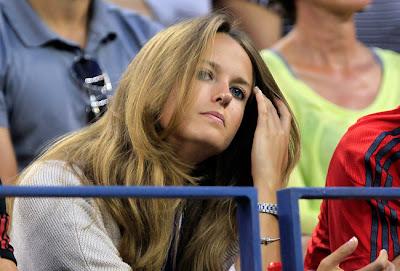 maggie may la novia del tenista que perdió en Wimbledon 2012