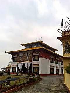 Tsuklakhang, Sikkim