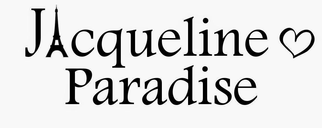 Jacqueline Paradise