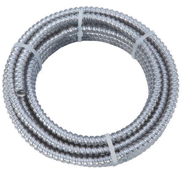 Tubo flexible metálico