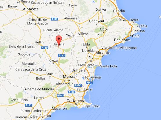 Murcia Airport Spain Map Glasgow Airport Map