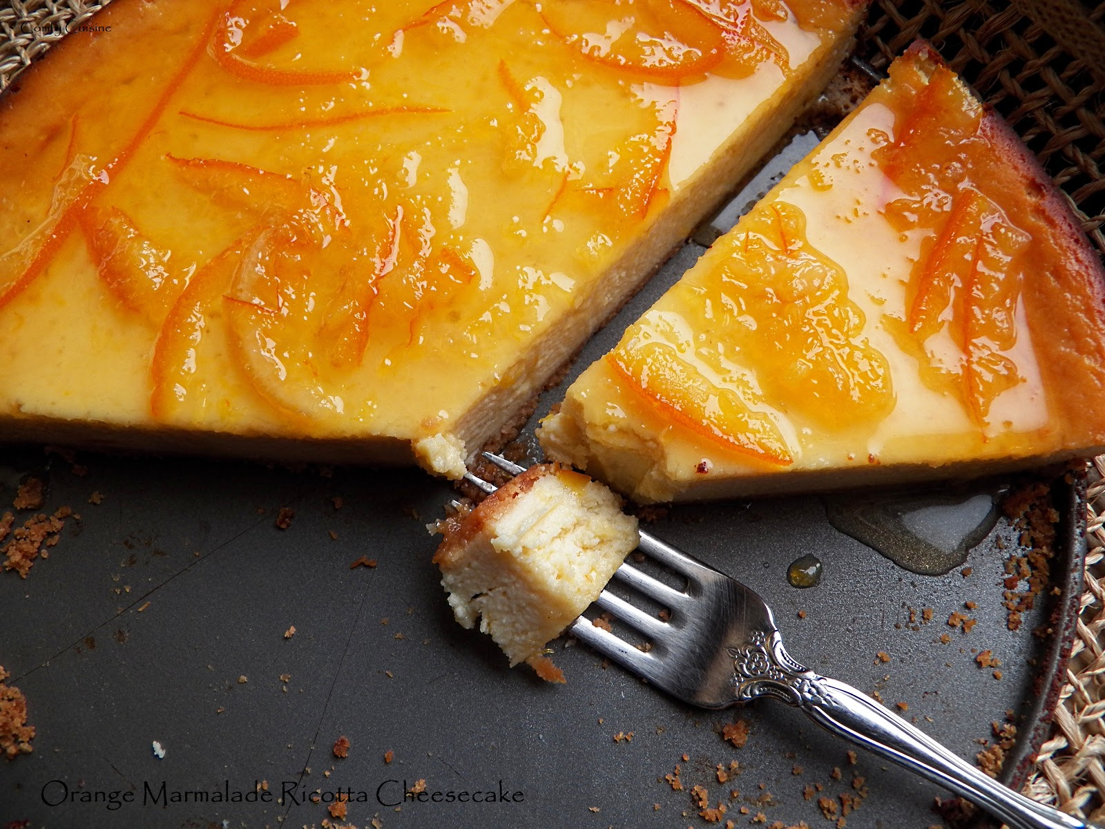 ... ricotta cheesecake ricotta cheesecake ricotta cheesecake orange
