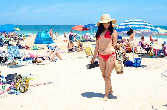 Bikini Rojo- Target Style -Mariestilo.jpg
