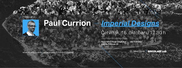"""Predavanje """"Imperial Designs"""" u Novoj Iskri"""