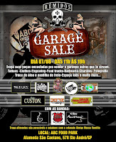 Evento - Garage Sale