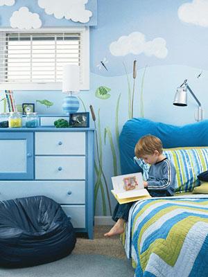 Ni o en casa c mo decorar un dormitorio para ni os - Dormitorio para ninos ...
