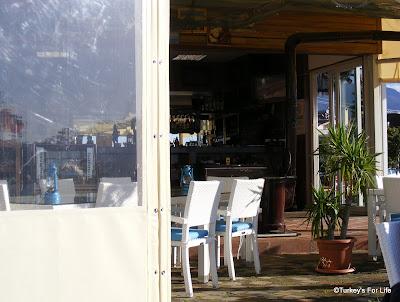 Interior, Kuzey Restaurant, Fethiye