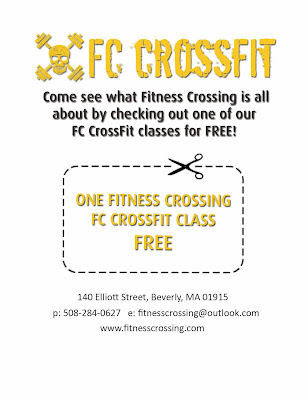 One FC CrossFit Class FREE