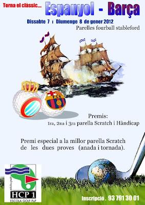 Torneig Espanyol-Barça al P&P HCP1