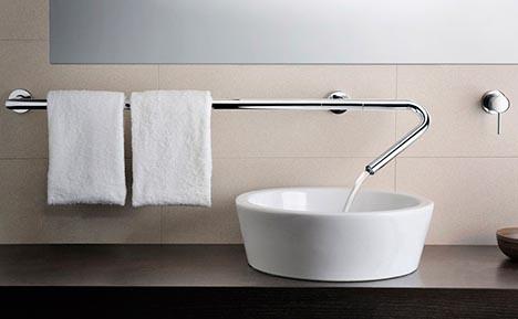 Diseños de modernos grifos para su baño