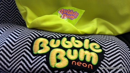 Bubblebum Car Seat For Adults