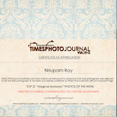 "Certificate of ""The Times Photo Journal"""