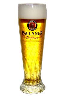 Pivo Paulaner Garibaldis